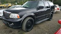 2004 - Lincoln - Navigator Auction Olympia