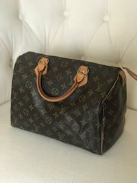 Authentic LV speedy 30 monogram Winnipeg, R3C