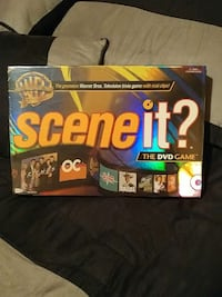Scene It DVD game - New