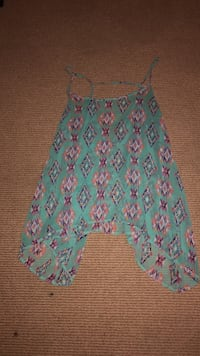 women's pink and blue floral print skirt Dartmouth, B2X 3S1