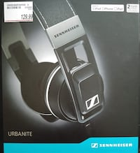 Brand new urbanite headphones Langley, V2Z 1K2