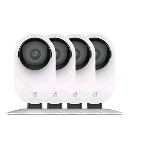 Yi home cameras - 4 pack