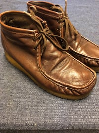 FS: Clarks Wallabee (mens size 9) - $75 OBO Richmond
