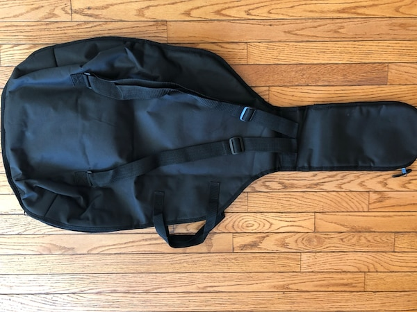 Brand new, never used Guitar case