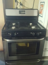 black and gray gas range oven Antioch, 94509