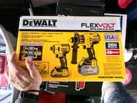DeWalt 60-volt flex brand new in box Norcross, 30093