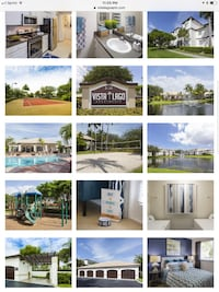 for rent 2.2 and 3.2 beautiful safe and quiet community West Palm Beach