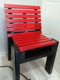 Homemade chair w\ cubby San Antonio