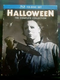 Halloween collection on bluray Great Falls, 59405