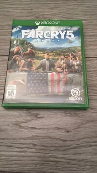 Farcry 5 Xbox one  Vancouver, V5M 2R8