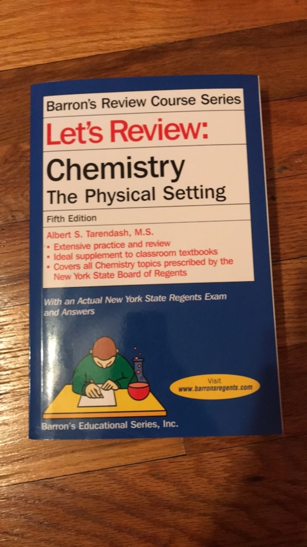 Chemistry Review Book