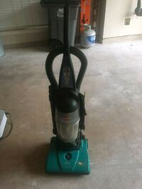 blue and black upright vacuum cleaner Katy, 77450