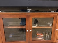 Get ready for FOOTBALL!!! wall unit with TV Lovettsville, 20180