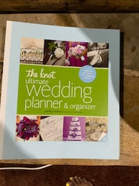 Tie the knot wedding planning book Lanham, 20706