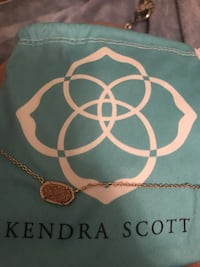 Rose Gold chain kendra scott necklace San Antonio, 78249