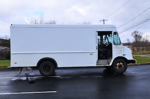 Chevy P30 Step Van Cube Panel Truck Delivery Lunch Truck Food Truck