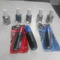 New Revlon Mascaras and New Essie Nail Polishes Ankeny, 50023