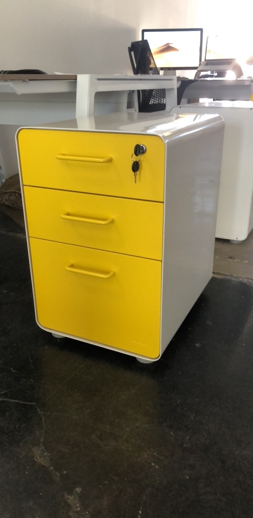 Poppin Filing Cabinet