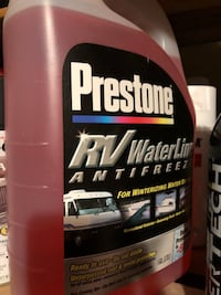 Antifreeze for RV Waterlines Southaven, 38672