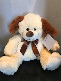 Soft Plush teddy bear NEW  Metairie, 70003