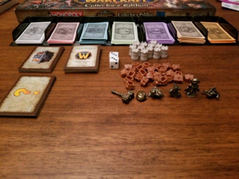 World of Warcraft Monopoly 2