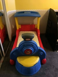 Little Tikes Train Toddler Bed