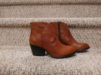 New Women's Size 7 Coolway Boots [Retail $127] Leather, Arch Support Woodbridge, 22193