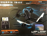 SHARPER IMAGE video streaming DRONE Montreal East