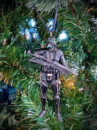 Star Wars Rogue One Imperial Death Trooper Disney Sketchbook Ornament