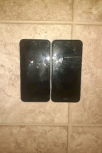 2 iPhone 6 for parts I'm trying to sell them to pay for son funnel  Greater Landover, 20784