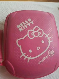 Leap frog hello kitty carry case 552 km