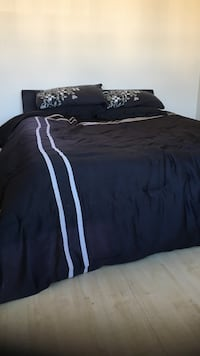 Black bedspread Sutton Coldfield, B73 5SD