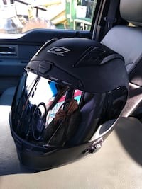 O'Neal Bluetooth Fastrack II Adult Full-Face Helmet Flat Black Clinton, 20735