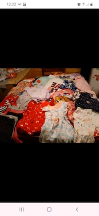 Alot of babygirl clothes newborn-2t clothing