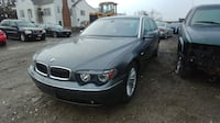You Pull It Junkyard has sweet cash only deals on a 2004 BMW 745Li  for PARTS ONLY PARTS ONLY PARTS ONLY. Please understand that its parts only.  Marlow Heights