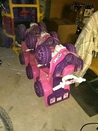 purple and pink ride on toy Columbia, 17512