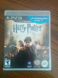 Harry Potter and The Deathly Hallows Part 2 PS3 Kaletepe Mahallesi, 06210