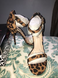 Leopard crop 7 shoes  Bridgeport, 06606