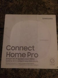 New Samsung connect home pro smart wifi brand new Edmonton, T5W 2X3