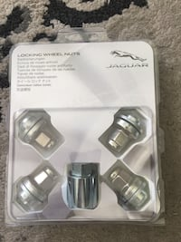 Jaguar Locking Wheel Nuts Glendale, 91205