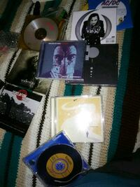 Mixed cds of all kind stuff1.25ech or all for6.50 Hagerstown