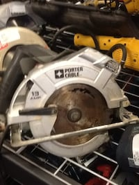 gray and black Craftsman circular saw Hagerstown, 21740