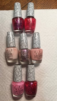 OPI Hello kitty collection all for 21.00 Harpers Ferry, 25425