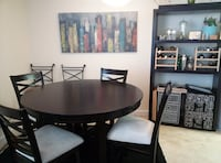5pc bar-height dining set Arlington