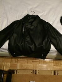 Italian world collection leather jacket Brooklyn, 11229