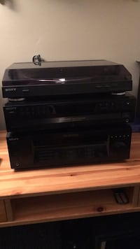 Sony Stereo System Bloomfield, 07003