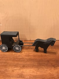 Cute country Wooden Buggy & Horse Decor  Gainesville, 20155