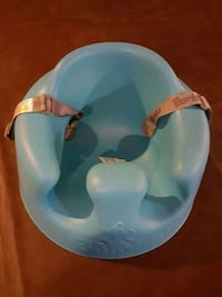 baby's blue Bumbo floor seat Annandale, 22003