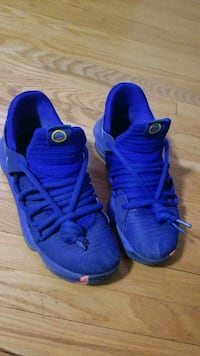 Kevin Durants city edition size 5y Mississauga, L5K 1C9
