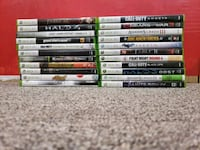 Xbox 360 Games for sale Vancouver, V5S 1M4